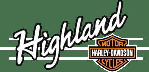 Highland Harley Davidson logo